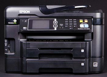 Epson Workforce WF-3640