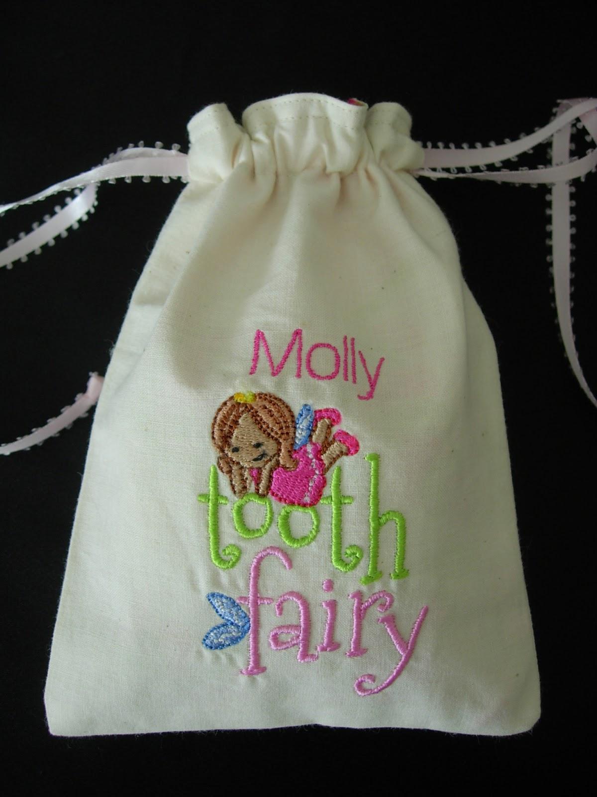 Boy Tooth Fairy Bags