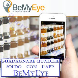 app per guadagnare soldi: bemyeye
