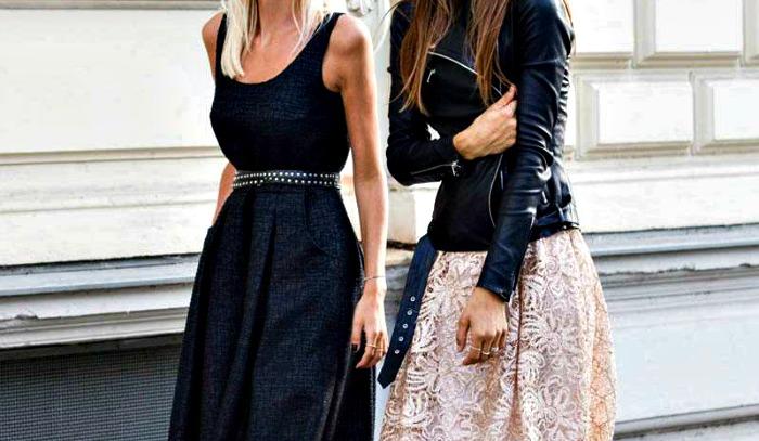 Como convertir un vestido formal en casual