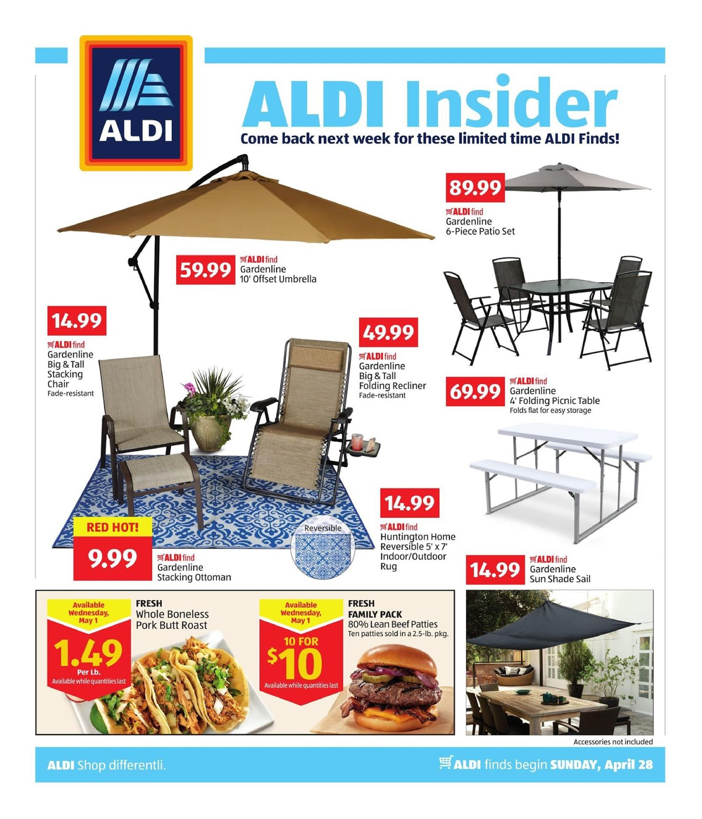 Aldi Weekly Ad Preview October 16 22 2019 Weekly Ad Coupons