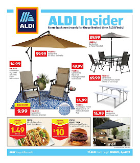 Aldi Weekly Ad Preview July 24 - 30, 2019
