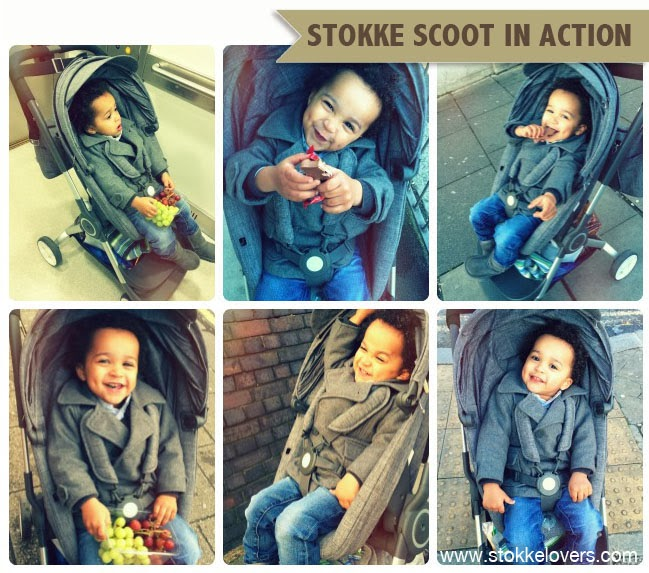 Stokke Scoot Road test