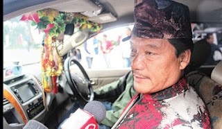 GTA chief Bimal Gurung