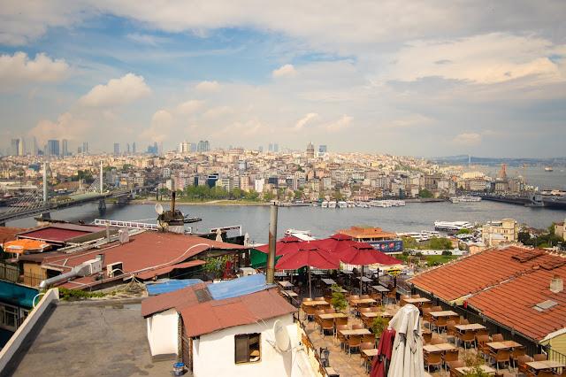 Mihrisah café-Istanbul