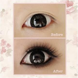 False Lashes For Asian Eyes 7