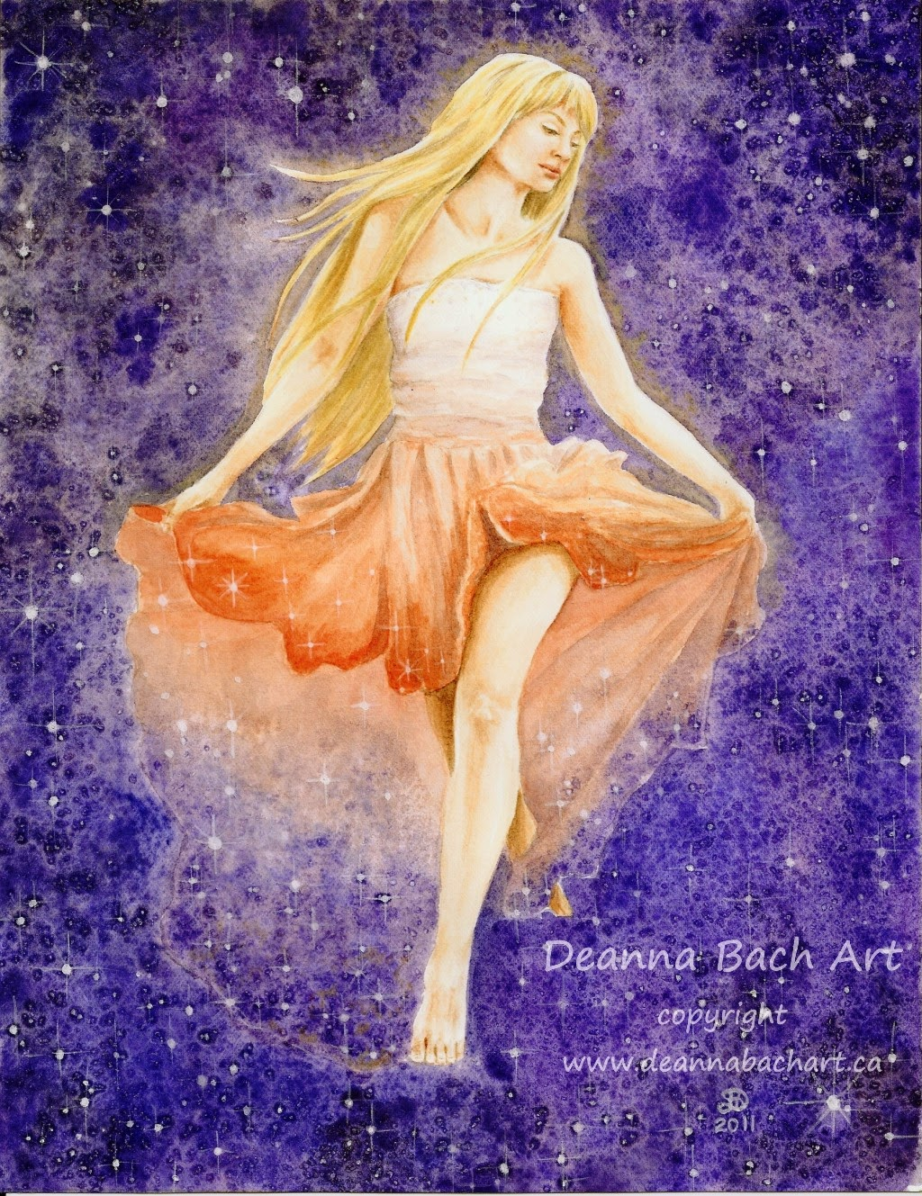 Stardancer by Enchanted Visions Artist, Deanna Bach