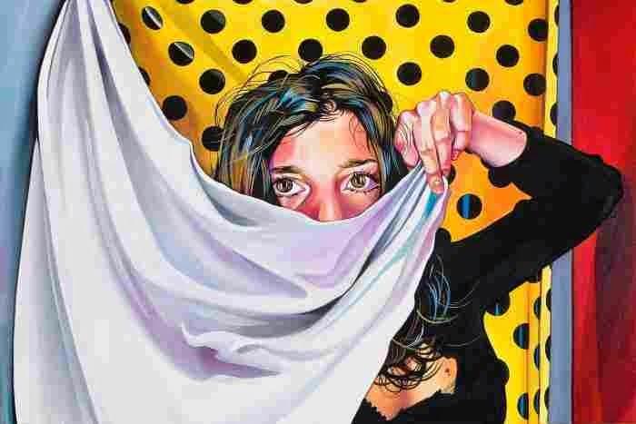 Социальный реализм. Leah Tinari