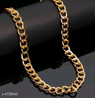 Trendy Alloy Men's Chain (pack of 1)