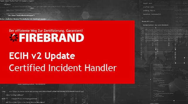EC-Council veröffentlicht ECIH v2 (Certified Incident Handler)