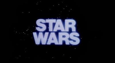 star wars 1976 logo