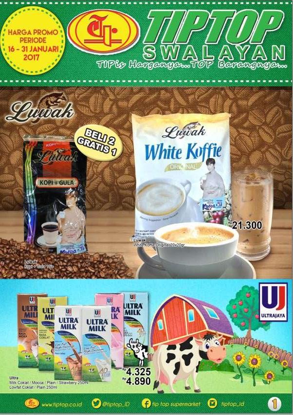 Katalog Promo TipTop Swalayan 16 - 31 Juni 2017