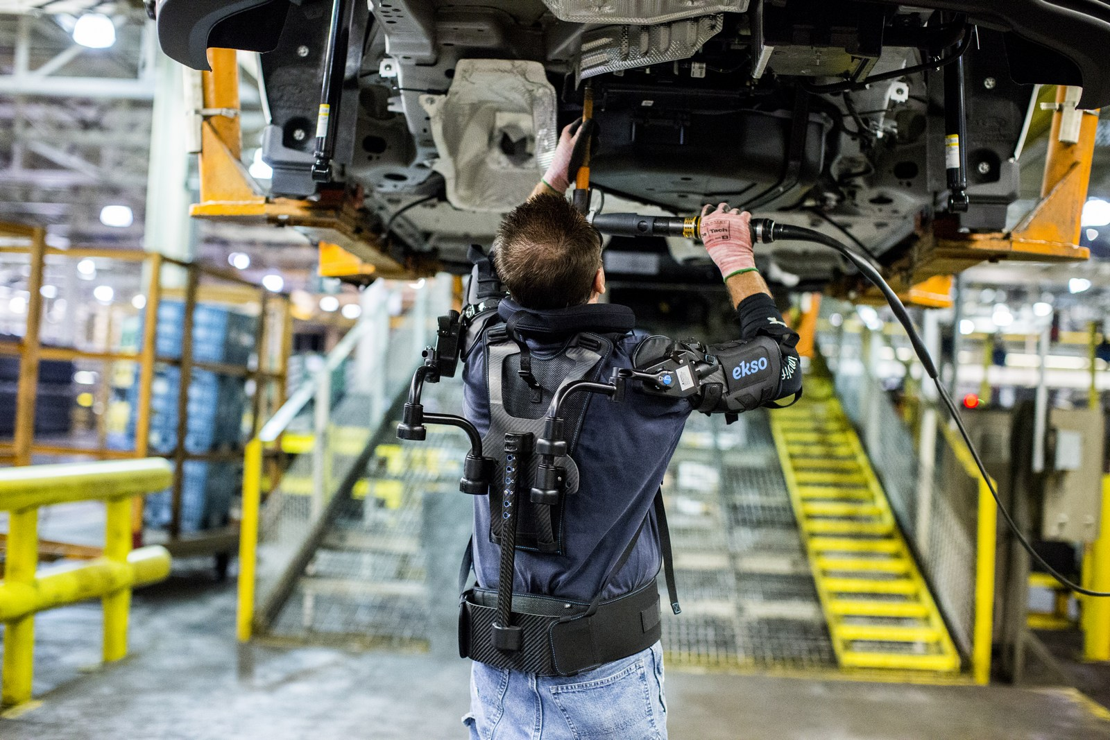 Ford Exoskeleton