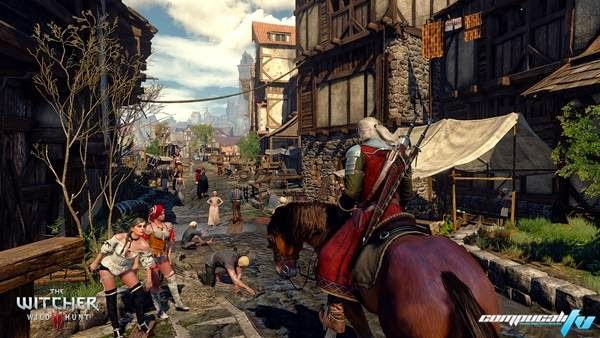 The Witcher 3: Wild Hunt PC Game Español