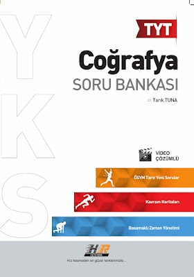 Hız ve Renk TYT Coğrafya Soru Bankası PDF