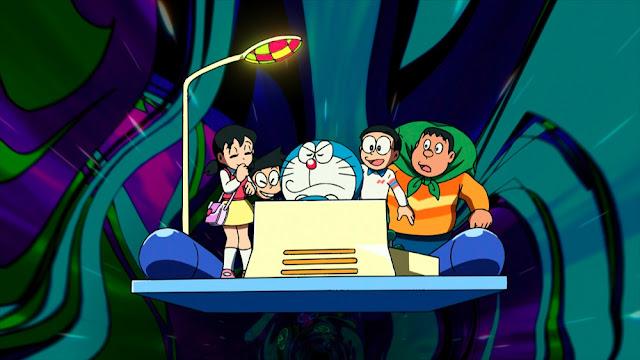 Doraemon 2016 time travel