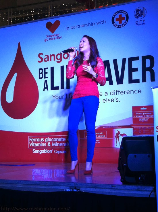 Be a Lifesaver: Share the chance to Go Love Life with Sangobion