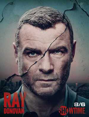Showtime's Ray Donovan Season 5 Premiere Poster