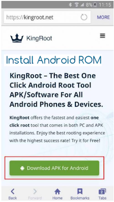 Download KingRoot Tool