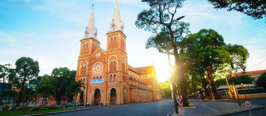 Nắng Sài Gòn