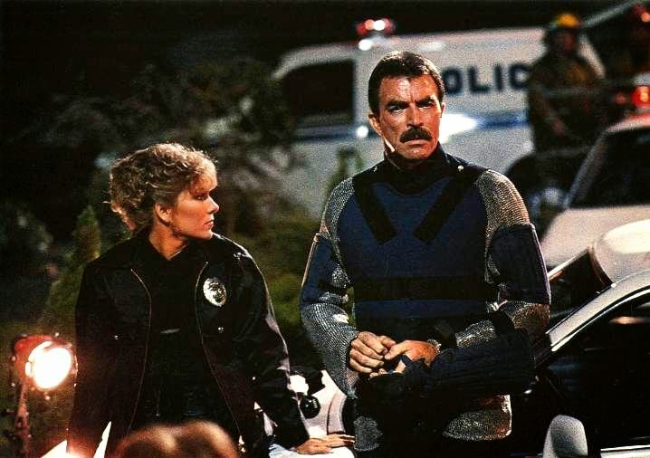 Tom Selleck Cynthia Rhodes Runaway 1984