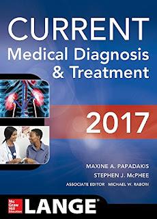 CURRENT Medical Diagnosis 2017 مرجع الباطنة الغني عن التعريف