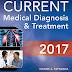 مرجع الباطنة الغني عن التعريف CURRENT Medical Diagnosis 2017