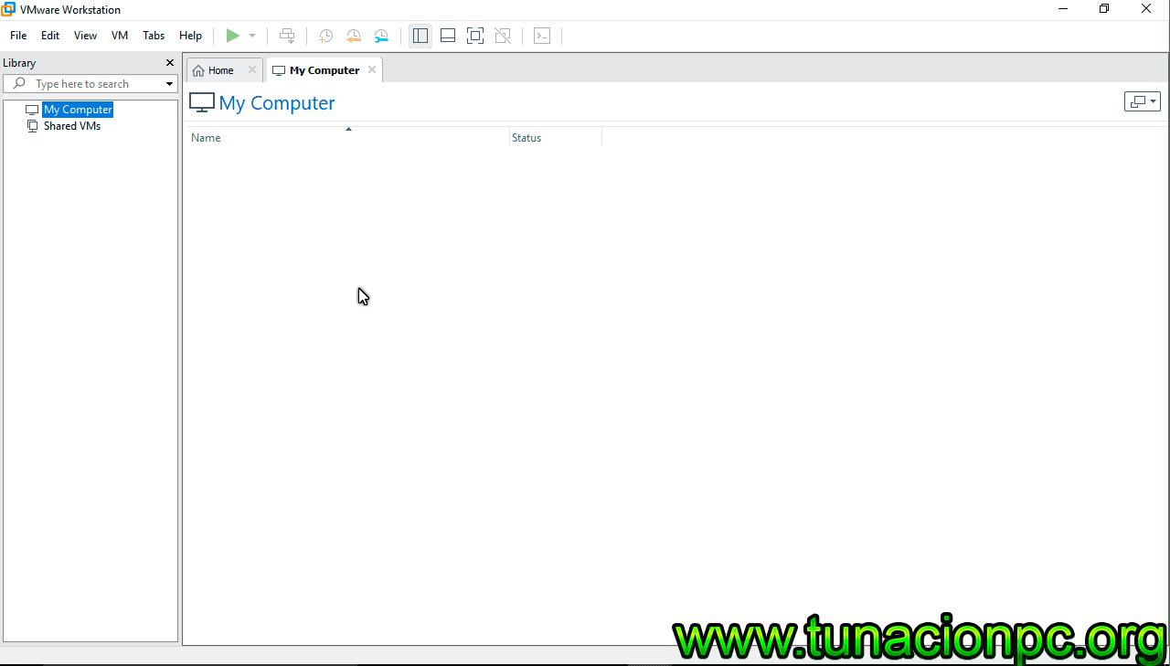 VMware Workstation full ingles para linux y windows