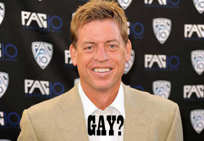 from Lachlan troy aikman gay