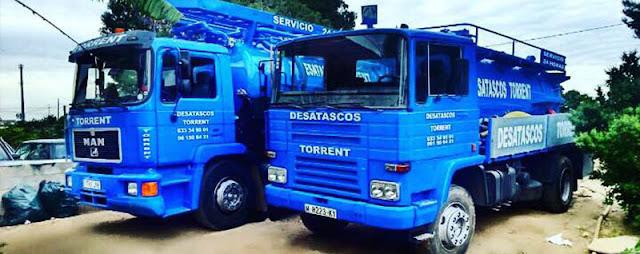 Desatascos valencia torrent camiones cuba
