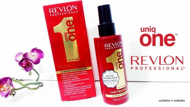 Leave-in Revlon Uniq One