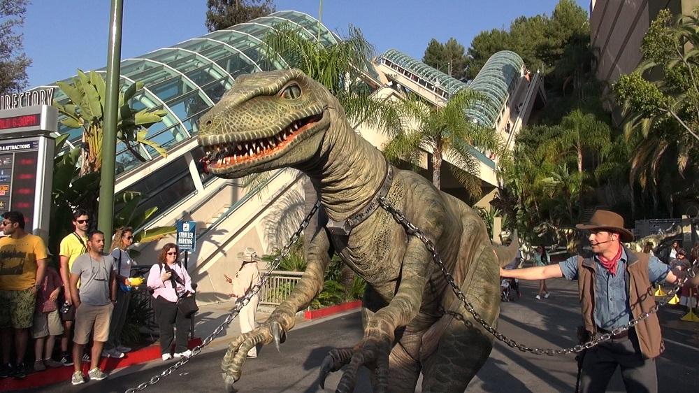 Universal Studios La Tour From Anaheim