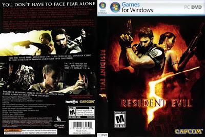 Resident Evil 5 CD Key