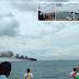 Barko na may 97 pasahero, nasunog sa karagatan ng Cebu