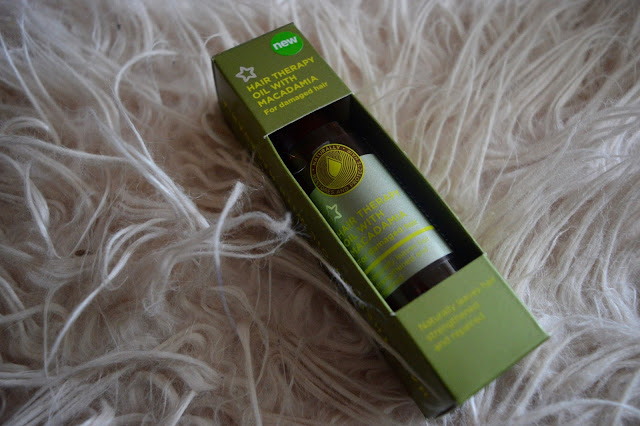 superdrug hair oil vegan