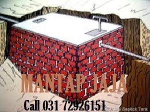 Cara Desain Septic tank Call 031 72926151