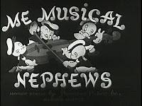 Popeye el marino - Los sobrinos músicos online
