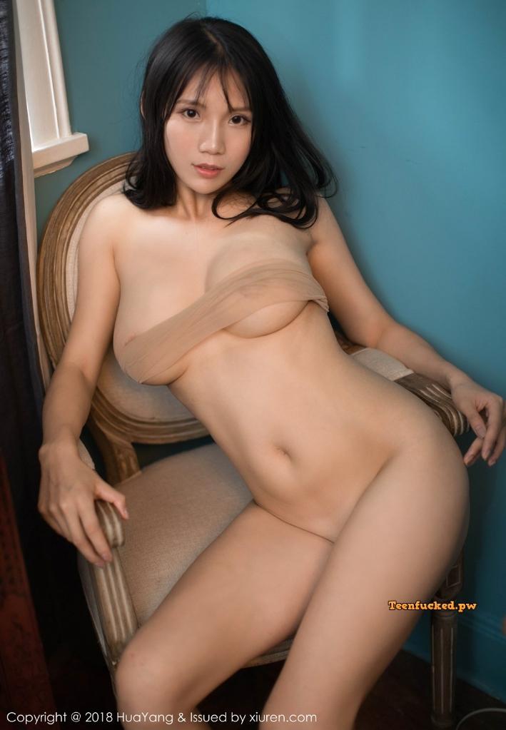 HuaYang 2018 10 11 Vol.088 Li Ke Ke MrCong.com 026 wm - HuaYang Vol.088: Người mẫu Li Ke Ke (李可可) (45 ảnh)
