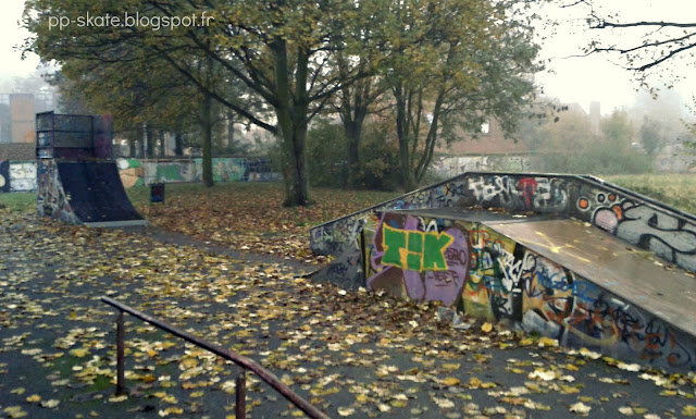 Skatepark Lambersart