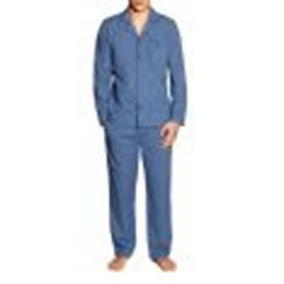 GANT Blue Stripe Woven Pajama Gift Box