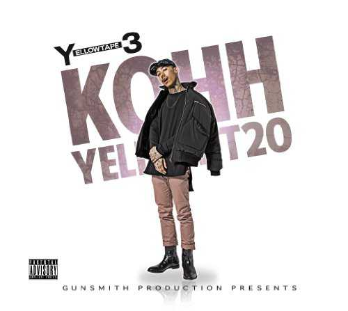 [Album] KOHH – YELLOW T△PE 3 (2015.06.30/MP3/RAR)