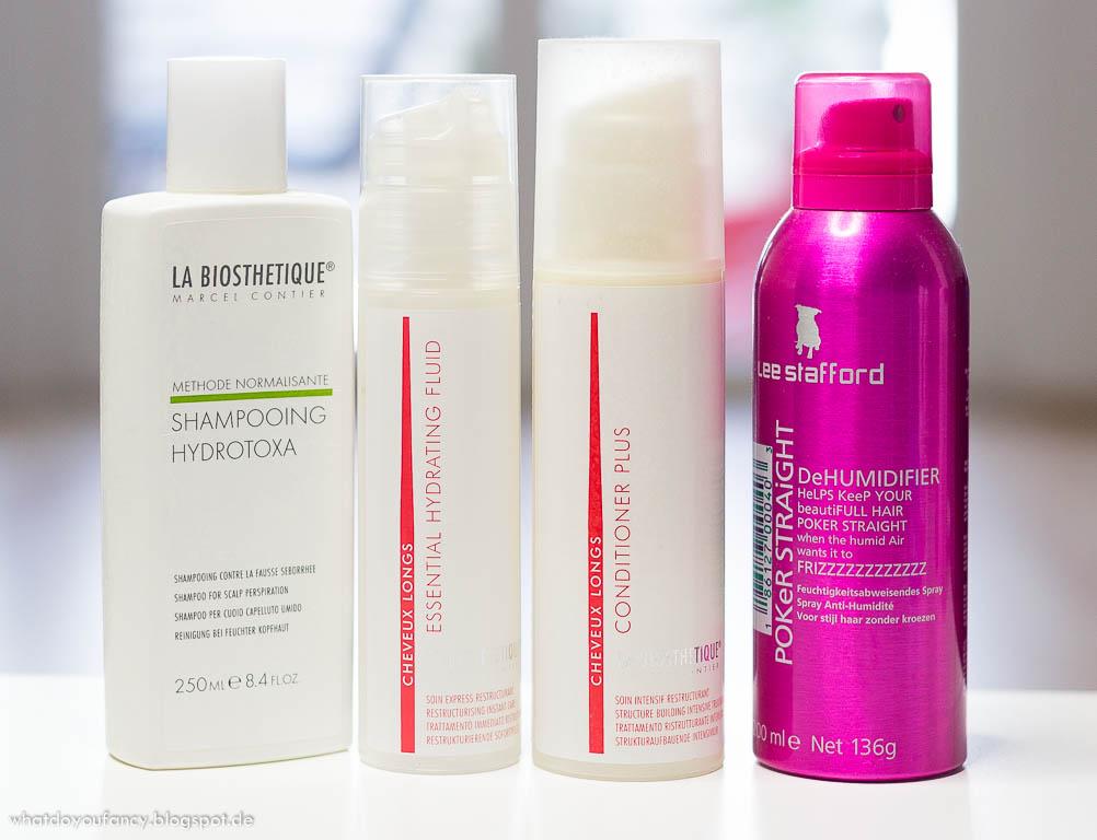 Aufgebraucht und nachgekauft Haarpflege