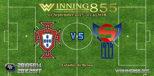 Prediksi Skor Portugal vs Faroe