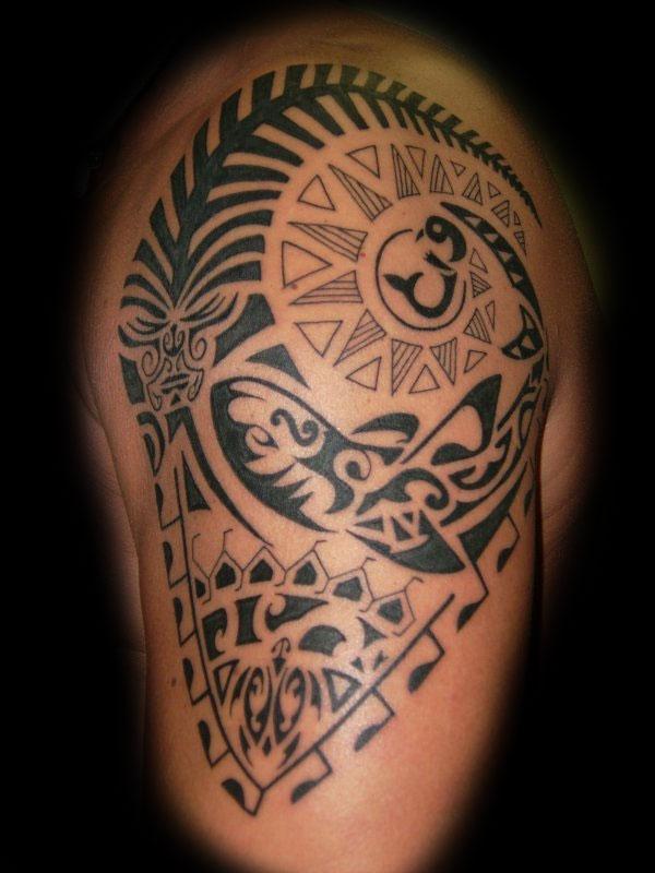 Blu Sky Tattoo Studio: Maori Significato 247