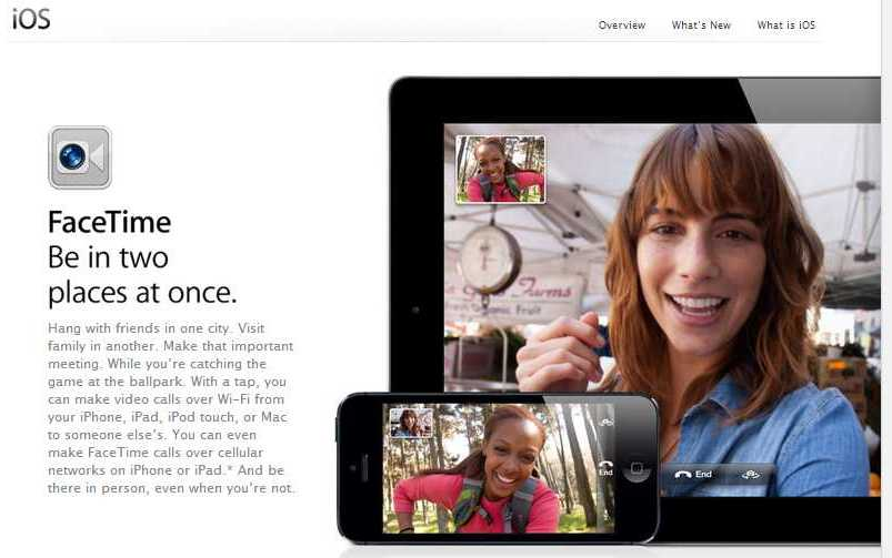 How to make Facetime Video calls on cellular networks? iOS 6 allows