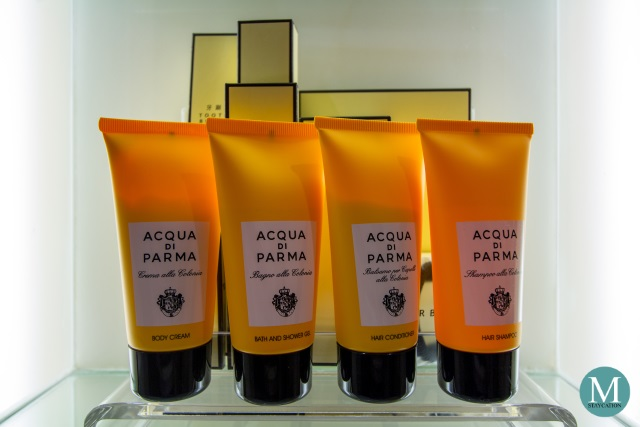 Acqua di Parma The Valley Wing, Shangri-La Hotel Singapore
