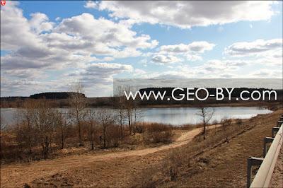 Водохранилище Петровичи. Березовая гора
