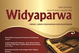 WIDYAPARWA Desember 2014