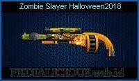 Zombie Slayer Halloween2018