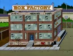 Dale Carnegie's Box Factory
